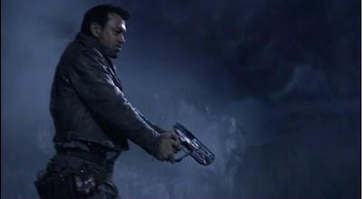 Grant Bowler Nolan gun battle war Defiance pilot recap character list