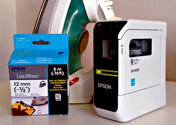 Epson LW-600S Software