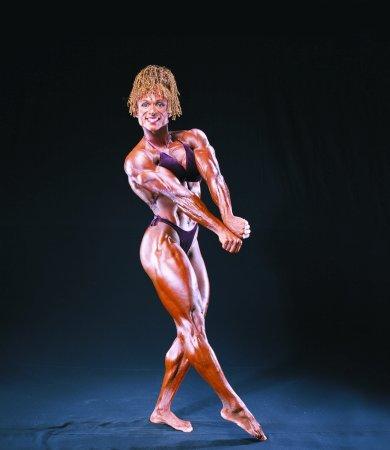 Fotos y resultados Culturismo Femenino - Arnold