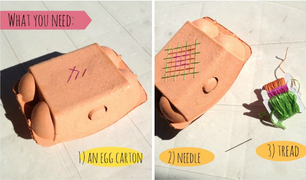 1 an egg carton for Design your own egg boxes