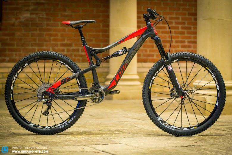 Bike News, Carbon Mountain Bike, New Bike, Report, lapierre zesty am 927