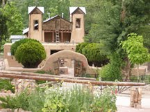 MISIONES: Imgenes del Santuario de Chimayo