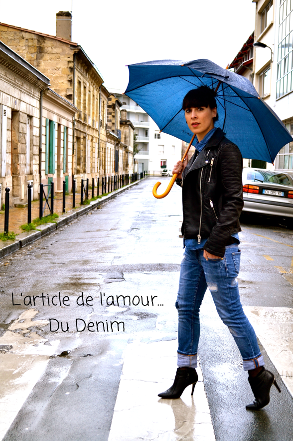 L'article de l'amour ...Du Denim..
