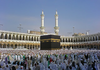 best view of khana kaaba