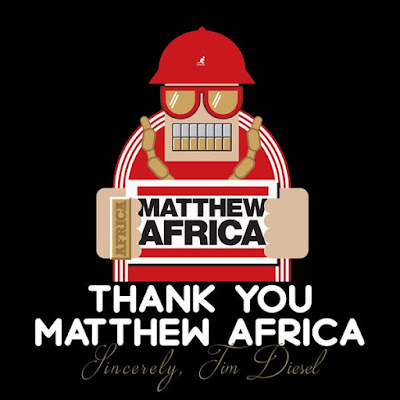 Tim Diesel - Thank You Matthew Africa (2015)