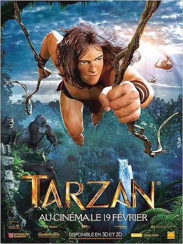 Tarzan en Streaming