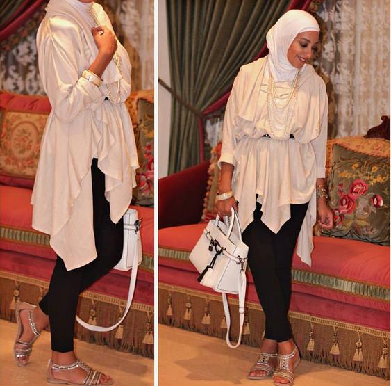 Hijab kleding style