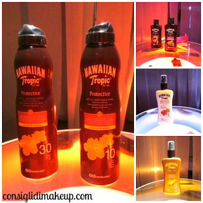 Press Day Hawaiian Tropic: novità Estate 2015