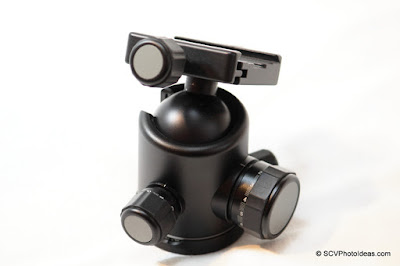 Benro B-2 Ball head overview