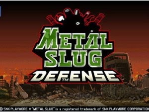Metal Slug Defense v1.40.0 Apk + Mod