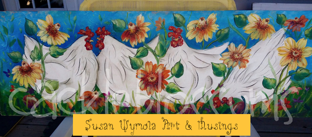 SUSAN WYMOLA ART AND MUSINGS