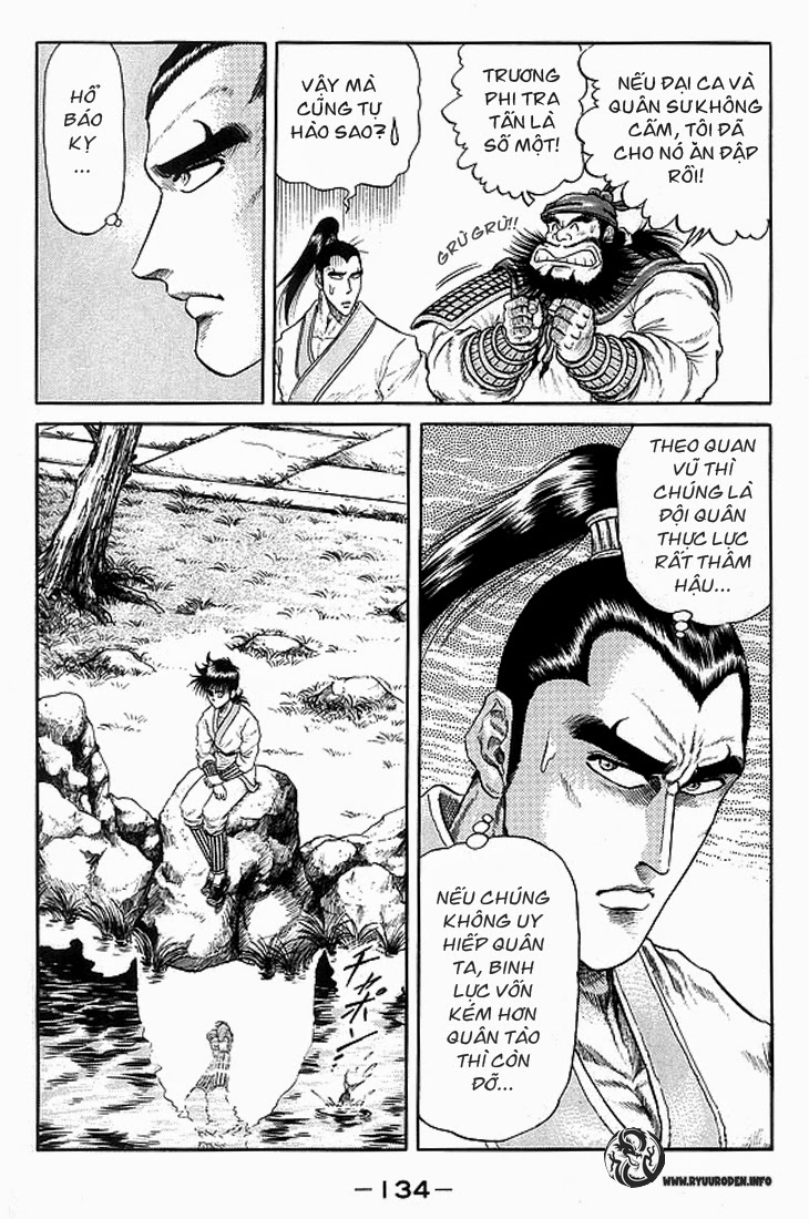 Chú Bé Rồng - Ryuuroden chap 10 - Trang 37