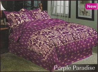 Belladona Purple Paradise