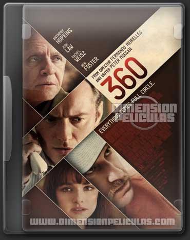 360 (BRRip HD Inglés Subtitulada) (2011)