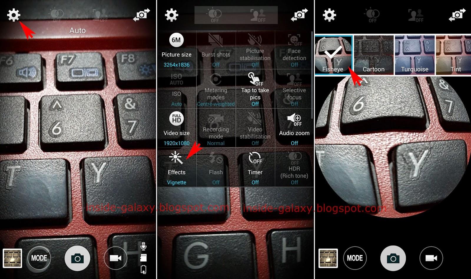 camera app android