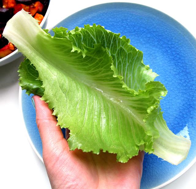 Oppskrift Søtpotet Rødbete Taco Sunn Grønnsakstaco Vegetartaco Ovnsbakt