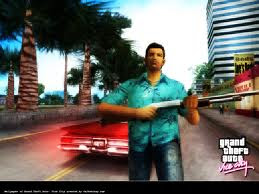 Grand Theft Auto GTA Vice City Pc Games Free Download