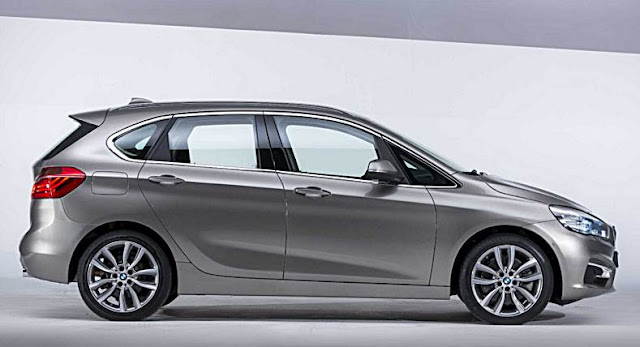 2016 BMW 2 Series Active Tourer Review