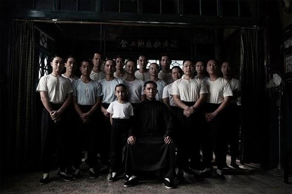 """The Grandmaster"", fotograma del film"