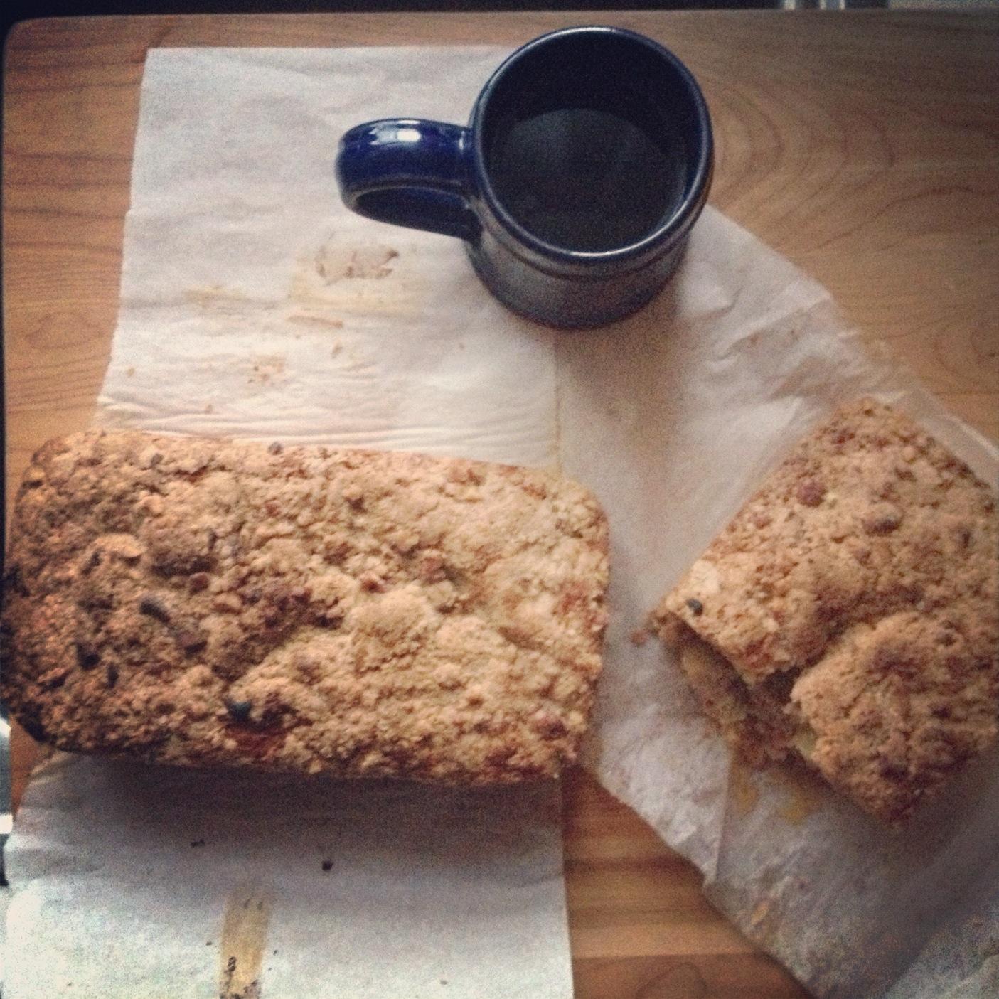 Whisking Through Life: Cranberry Orange Pecan Coffee Cake