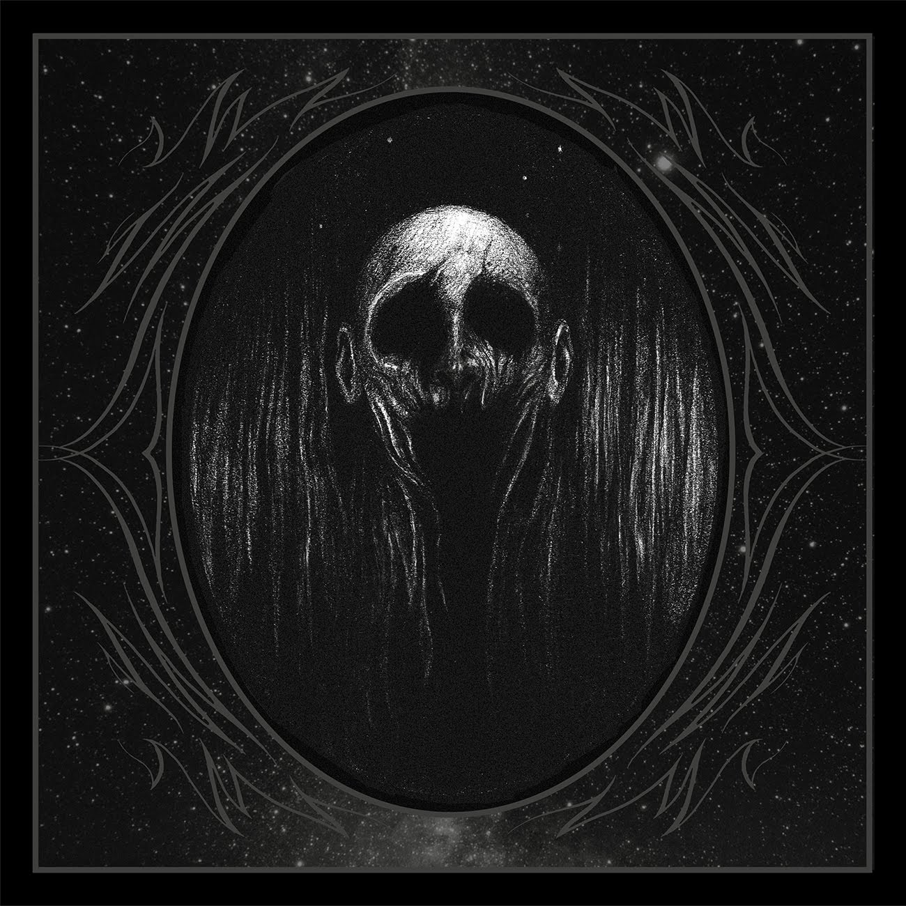 Exclusive Full LP Stream + Interview - Veiled - Black Celestial Orbs.