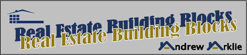 Real Estate Building Blocks