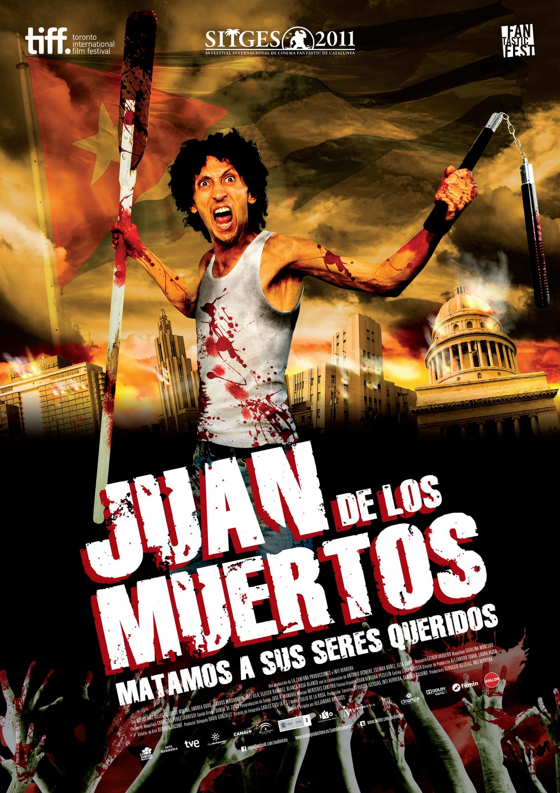 Juan dos Mortos – Legendado (2013)
