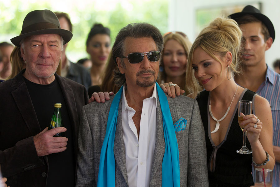 Danny Collins, Idol, film, recenzja