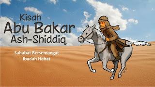 Khalifah Abu Bakar Shiddiq