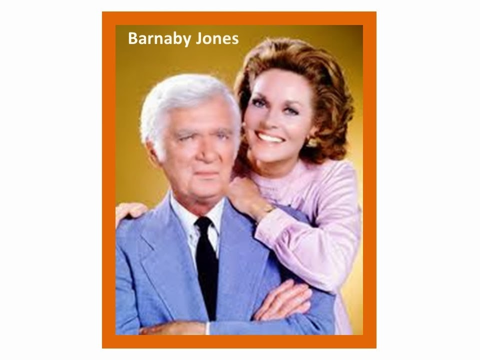 BARNABY JONES.