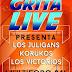 Grita Live en Multiforo 246  Jueves 19 de Febrero 2015