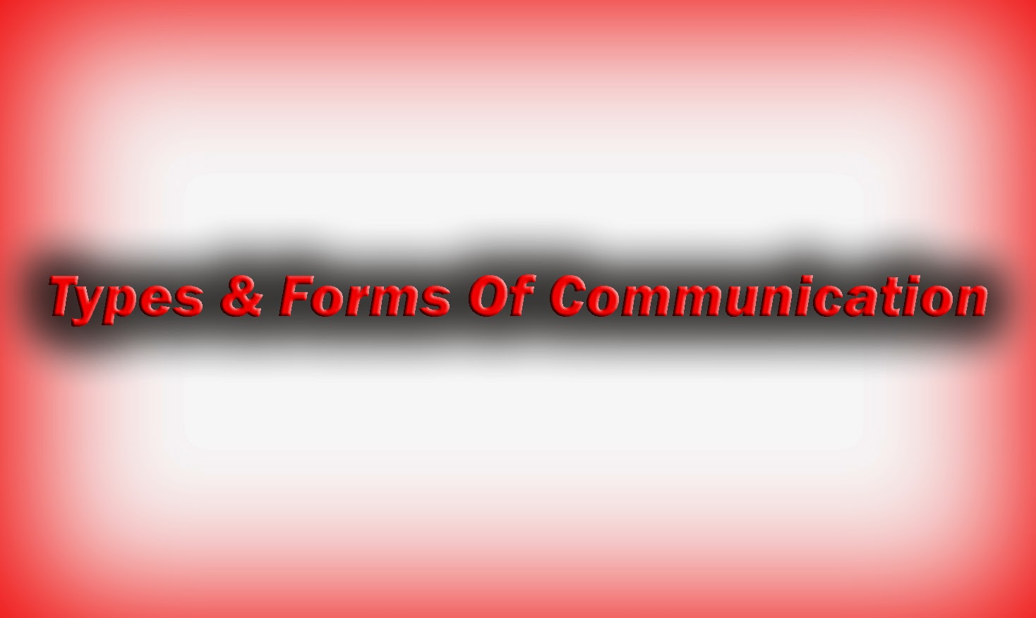 types-and-forms-of-communication