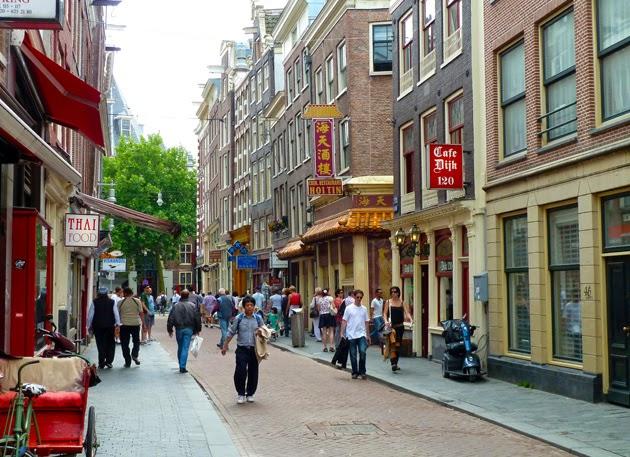 Waar komt bandnaam De Dijk vandaan - Zeedijk - Amsterdam