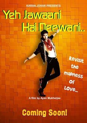 Yeh Jawani Hai Deewani poster, Wallpaper first on net