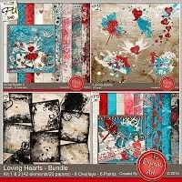 NEW: Color Play 17 - Loving Hearts