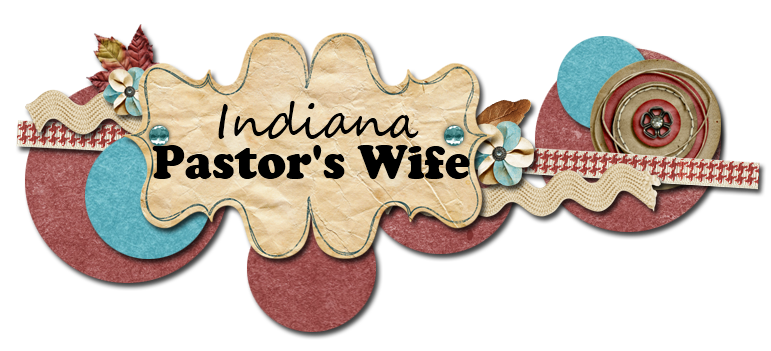 Indiana Pastor's Wife