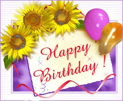 ... tahun lagi masa usiamu. Selamat ulang tahun untuk sahabat terbaikku