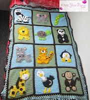 Zoo Blanket
