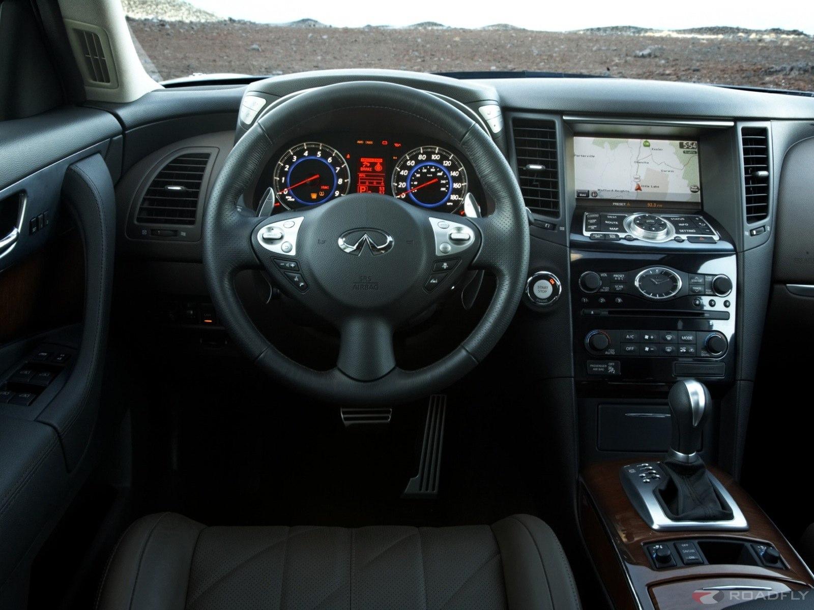 Infiniti fx 35 interior worldcar infiniti fx 35 interior vanachro Images