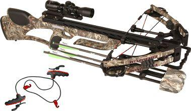 New Winchester® Evolution FFP Scope Crossbow ™