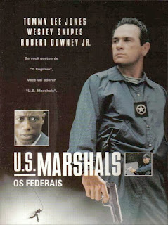 U.S. Marshals – Os Federais Dublado Online