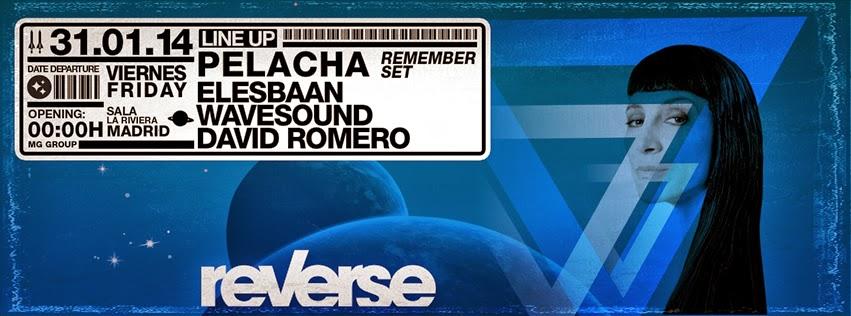Pelacha La Riviera Reverse
