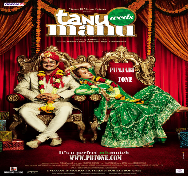 peliculas de la india on line tanu weds manu 2011
