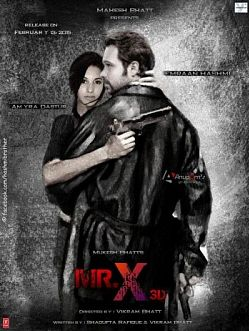 Mr X (2015) Full Hindi Movie 350MB Download Free