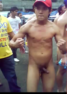 gwapong pinoy scandal oblation run hot photos