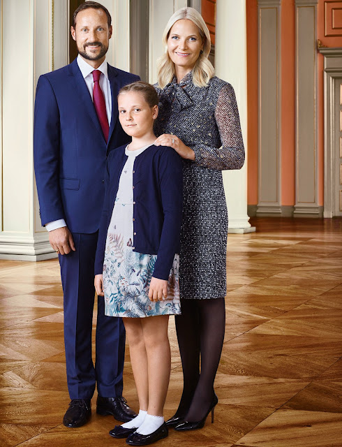 Princess Ingrid Alexandra of Norway celebrates her 12th birthday. Royal House of Norway published her new official photos on occassion of 12th birthday of Princess Ingrid Alexandra of Norway.