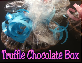 Truffle Chocolate Box by Kims Kandy Kreations