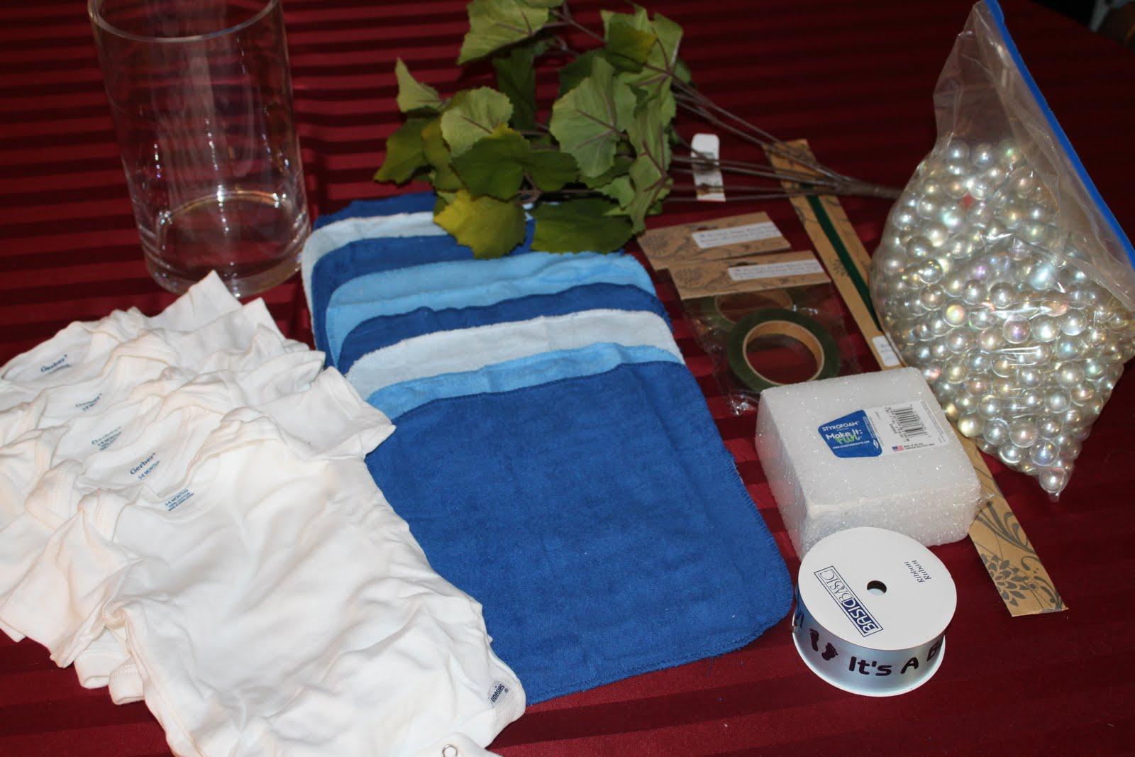 Industrious justice how baby washcloths socks onesies bouquet materials izmirmasajfo