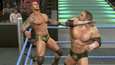 WWE Smackdown VS Raw 2010 gameplay