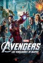 The Avengers Los Vengadores de Marvel (2012)
